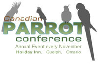Canadian Parrot Conference